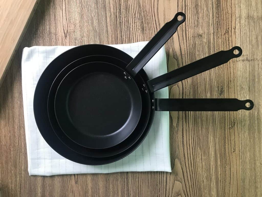 Season Your Cast Iron